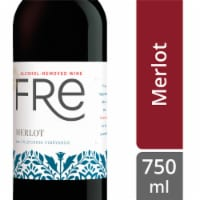 Fre Non-Alcoholic Merlot Red Wine