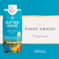 Sutter Home® Pinot Grigio White Wine - 500 mL