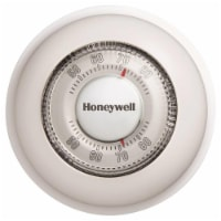 Honeywell The Round Heat Only Non-Programmable Manual Thermostat