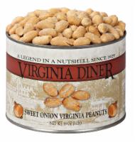 Virginia Diner Sweet Onion Peanuts - 10 oz