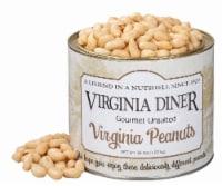 Virgina Diner Unsalted Peanuts - 36 oz