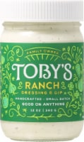 Toby's Ranch Dressing & Dip