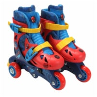 Play Wheels 166433 Spider-Man Convertible Skate - 1