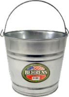 Behrens Galvanized Steel Pail - 10 Quart