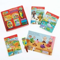 Educational Insights Hot Dots Junior Favorite Fairy Tales Interactive Storybook Set with Ollie Pen - 1 ct