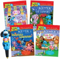 Educational Insights® Hot Dots® Junior Interactive Storybook Set with Ace Pen - 4 pk