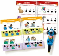 Educational Insights Hot Dots® Junior Let's Master Pre-Kindergarten Reading Set with Ace Pen