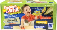 Educational Insights Design and Drill Power Play Vehicles Helicopter - 1 ct