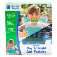 Educational Insights GeoSafari® Day 'N' Night Ant Factory