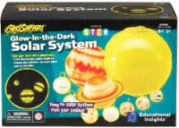 Educational Insights GeoSafari Glow-in-the-Dark Solar System - 1 ct