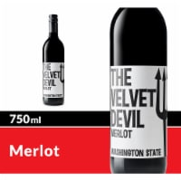 The Velvet Devil by Charles Smith Merlot Red Wine