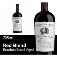 Cooper & Thief Bourbon Barrel Aged Red Wine Blend