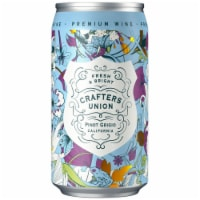 Crafters Union Pinot Grigio Canned White Wine