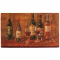 Mohawk Wine Tasting Table Comfort Kitchen Mat