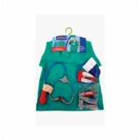 Dress Up America 703 Surgeon Role Play Dress Up Set - Ages 3-7