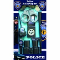 Dress Up America 655 Police Officer Role Play Kit - 1