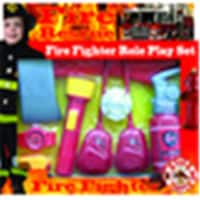 Dress Up America 656 Fire Fighter Role Play Kit - 1