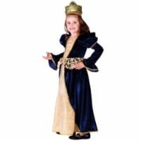 Dress Up America 756-M Renaissance Princess Costume, Medium - Age 8 to 10