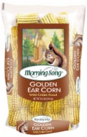 Morning Song Golden Ear Corn Wildlife Squirrel and Critter Food 6.5 lb. - Case Of: 1;