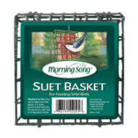 Morning Song Snack and Suet Basket