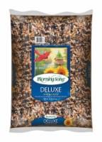 Morning Song Deluxe Assorted Species Wild Bird Food Black Oil Sunflower 20 lb.