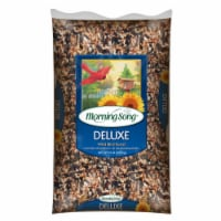 Morning Song Deluxe Assorted Species Wild Bird Food White Millet 10 lb.