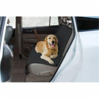 Yes Pets 59-90306BLK Oxford Waterproof, Tear Proof Bench Style Car Seat Cover - 100 Percent P