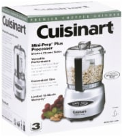 Cuisinart Mini-Prep Plus Food Processor - Silver