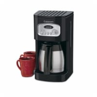 Cuisinart 10-Cup Thermal Programmable Coffeemaker - Black