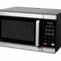 Cuisinart CMW-110 Stainless Steel Microwave with Sensor Cook & Inverted Technology, Silver