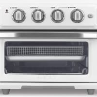 Cuisinart TOA-60W Airfryer Toaster Oven, White