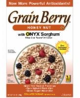 Grain Berry Honey Nut Toasted Oats - 12 oz