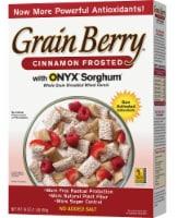 The Silver Palate Grain Berry Cinnamon Shredded Wheat - 16 oz
