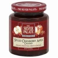 The Silver Palate Spiced Cranberry Apple Chutney - 10 Oz