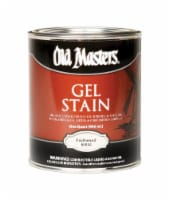 Old Masters  Gel Stain  Semi-Transparent  Fruitwood  Oil-Based  Gel Stain  1 qt. - Case Of: - Count of: 1