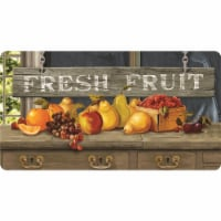 buyMATS 60-419-5428-02100039 21 x 39 in. Soft Stand Fresh Fruit Sideboard Mats, Multi-Color