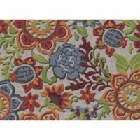 buyMATS 60-840-5404-01800030 18 x 30 in. Sculptures Francesca Floral Mats, Multi-Color - 1