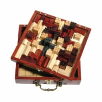 Family Games Inc. Cathedral Magnetic Travel Edition Game - 1 ct