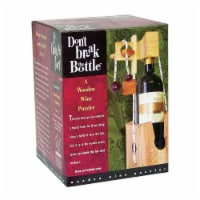 Family Games Inc. Don't Break the Bottle Brain Teaser Puzzle