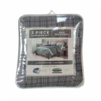 JLA Home Lodge King Comforter Set - 3 Piece - King