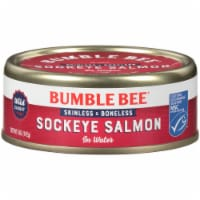 Bumble Bee Skinless & Boneless Red Salmon in Water