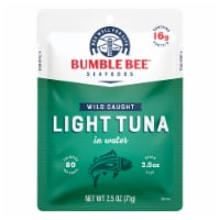 Bumble Bee Wild Caught Light Tuna in Water Pouch