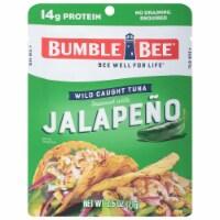 Bumble Bee Jalapeno Seasoned Wild Caught Tuna