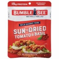 Bumble Bee Sun Dried Tomato & Basil Seasoned Tuna