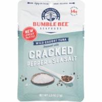 Bumble Bee Cracked Pepper & Sea Salt Seasoned Tuna