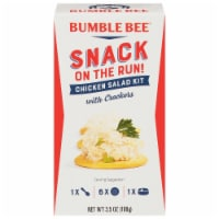 Bumble Bee Snack On The Run Chicken Salad with Crackers