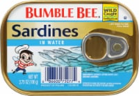 Bumble Bee Sardines in Water