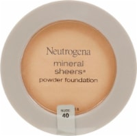 Neutrogena Mineral Sheers 40 Nude Powder Foundation