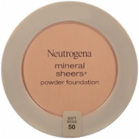 Neutrogena Mineral Sheers Soft Beige Powder Foundation