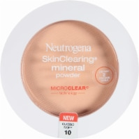 Neutrogena SkinClearing 10 Classic Ivory Mineral Powder - 1 ct